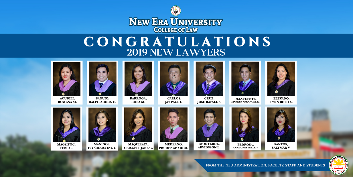 PHILIPPINE BAR EXAMINATION PASSERS